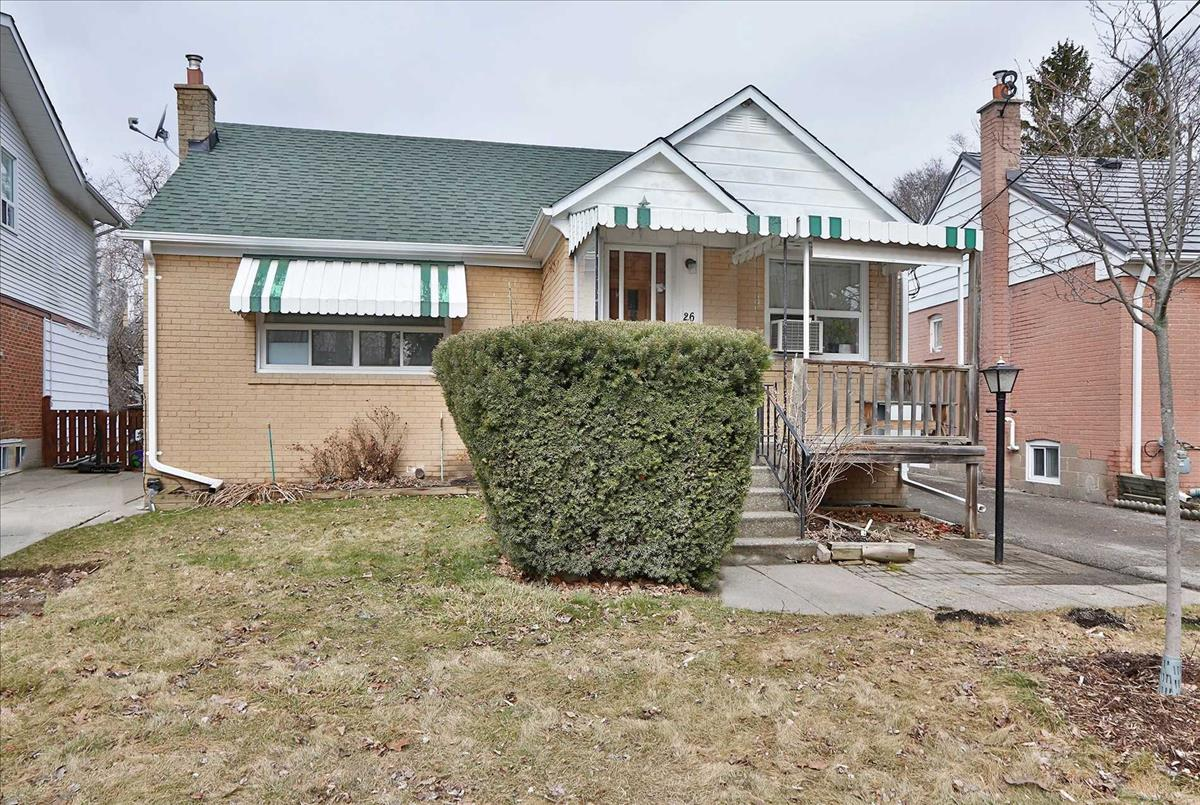 26 Glencrest Blvd Toronto RE/MAX HALLMARK MAXX & AFI GROUP